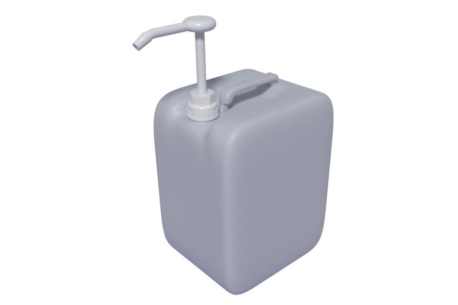 Tukkumyynti Kanisteripumppu 40mm sopii 3 - 10 litran kanistereihin