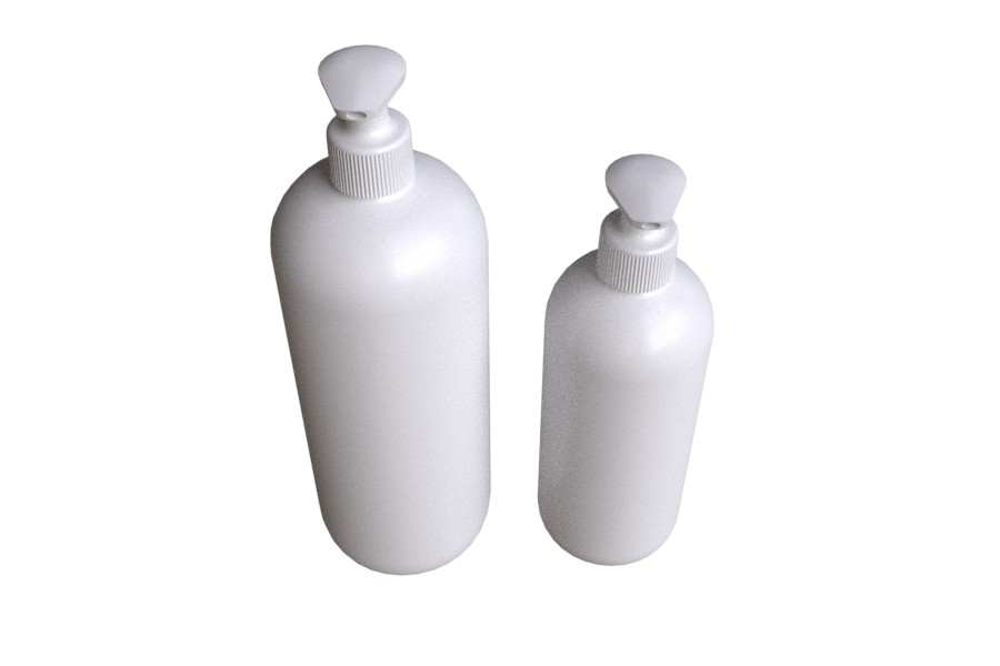 PLASTIX yleismalliset muovipullot