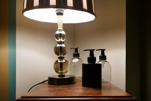 Slim Lotion Pump Black 28/410 pullopumppu tyyli