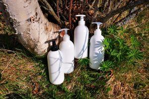 Luonnollisesti tyylikkäät pumppupullot ja saippuapumput