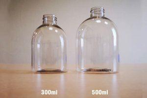 PET, bottles, monostage production