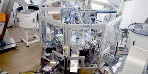 Dispenser Pump Manufacturing Equipment